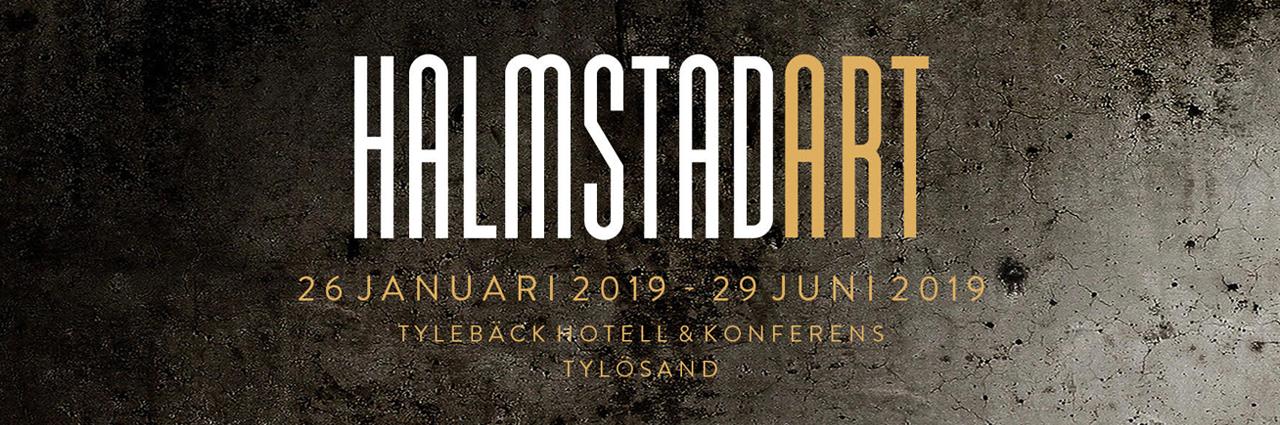 Vi är stolta över att äntligen kunna presentera vårens konstutställning HALMSTAD ART