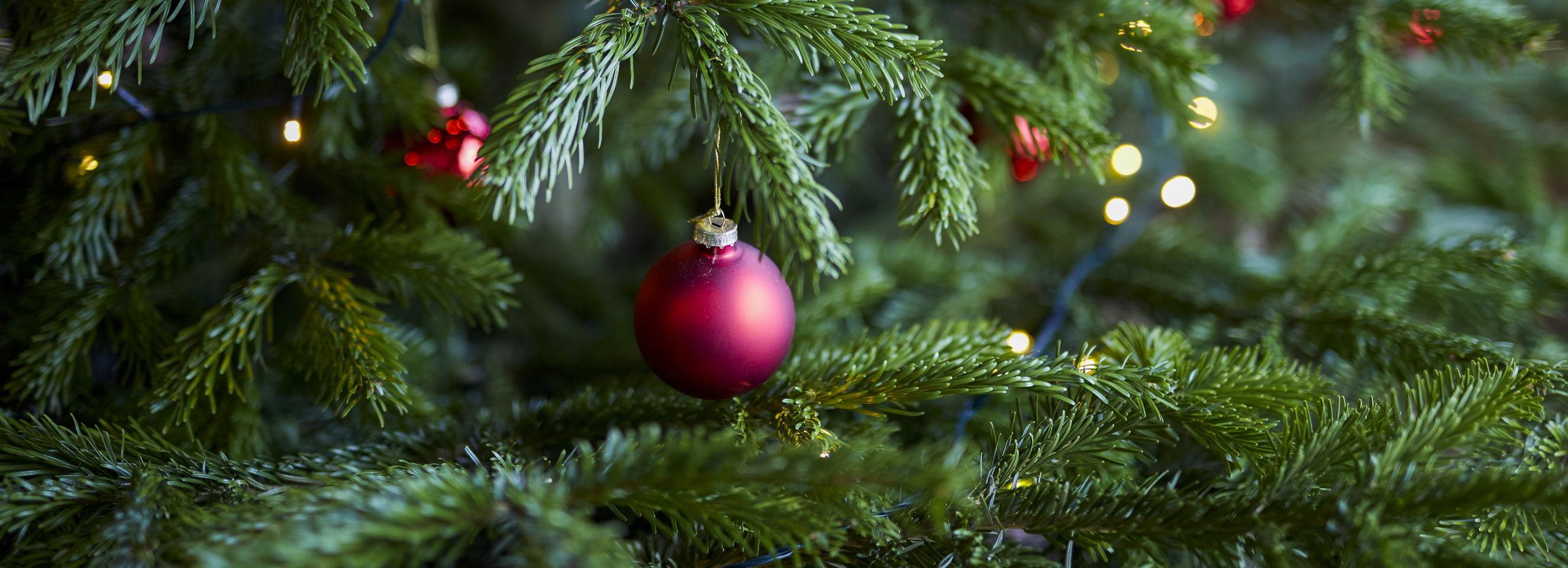 Juligt helgpaket den 1 - 2 december