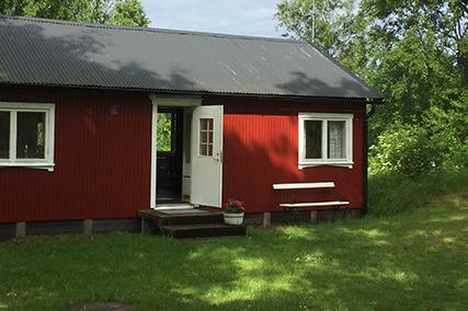Förvaltar cottage